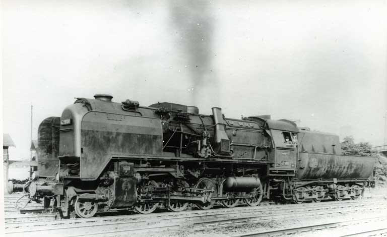 Franco crosti lokomotiven bei der db eine seite von hgh for Spülmaschine 42 db