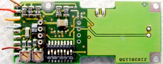Märklin 604017 V1.4 Delta Entstördecoder C-Gleis ZB58 J120